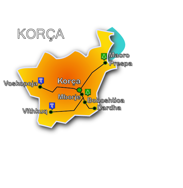 KORCE Visit Korca Region Korca Tourist Guide